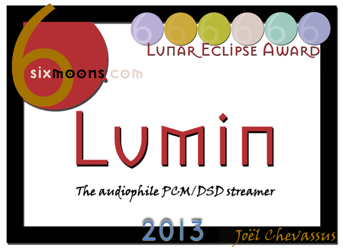 6moons Lunar Eclipse Award
