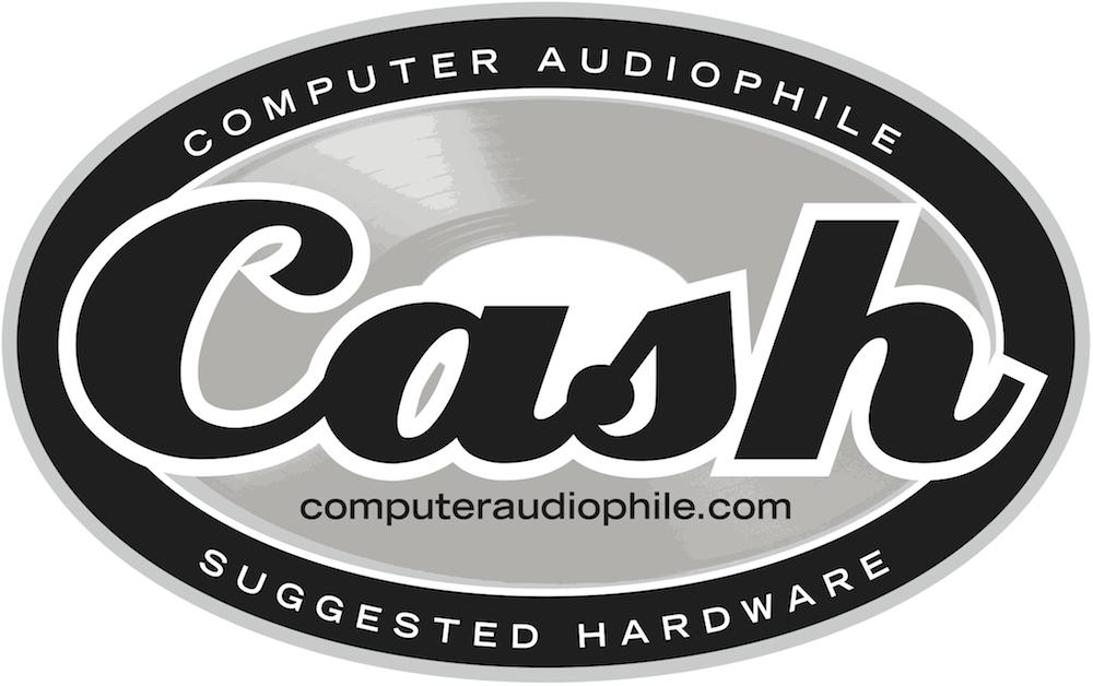 Computer Audiophile CASH award