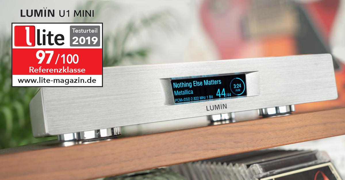 Lite Magazine LUMIN U1 Mini Review