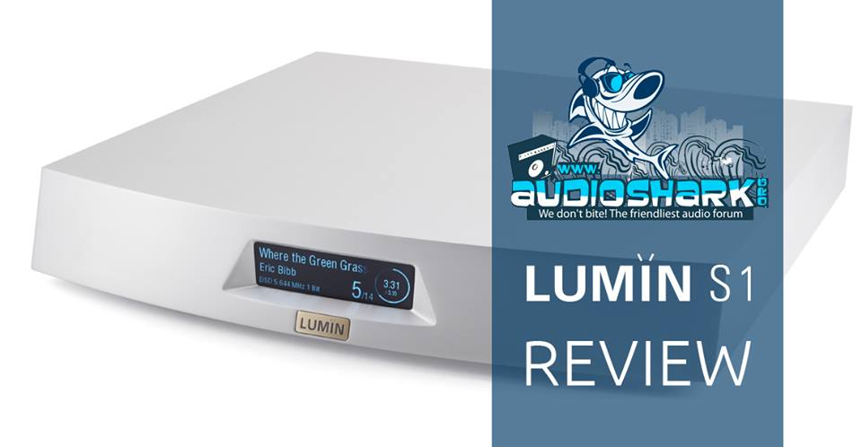 Audioshark LUMIN S1 Review