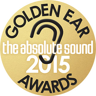 The Absolute Sound Golden Ear Award 2015
