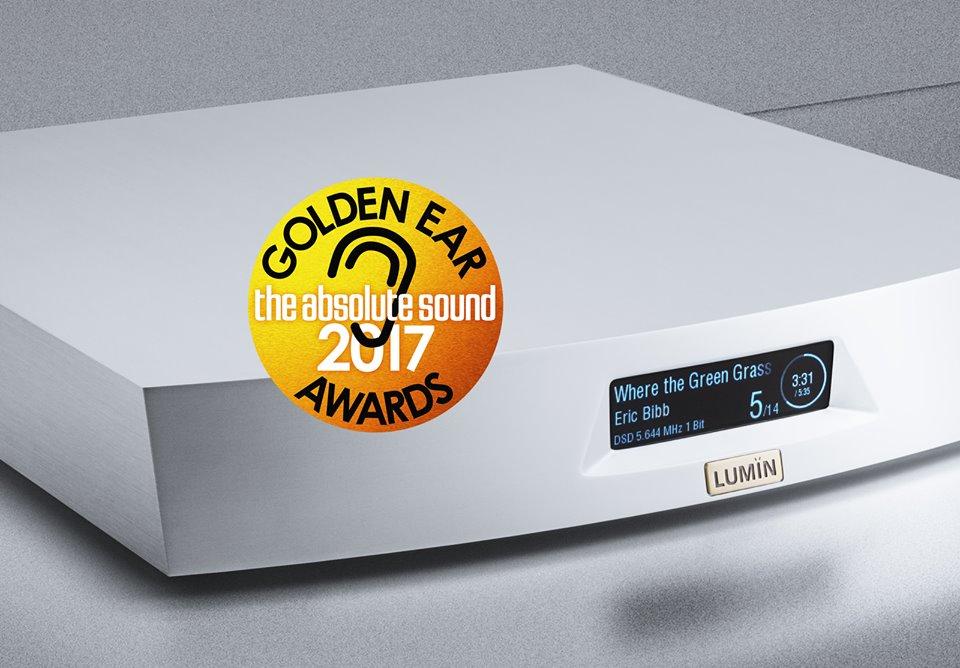 The Absolute Sound Golden Ear Award 2017