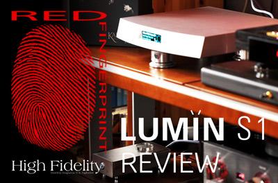 High Fidelity LUMIN S1 Award