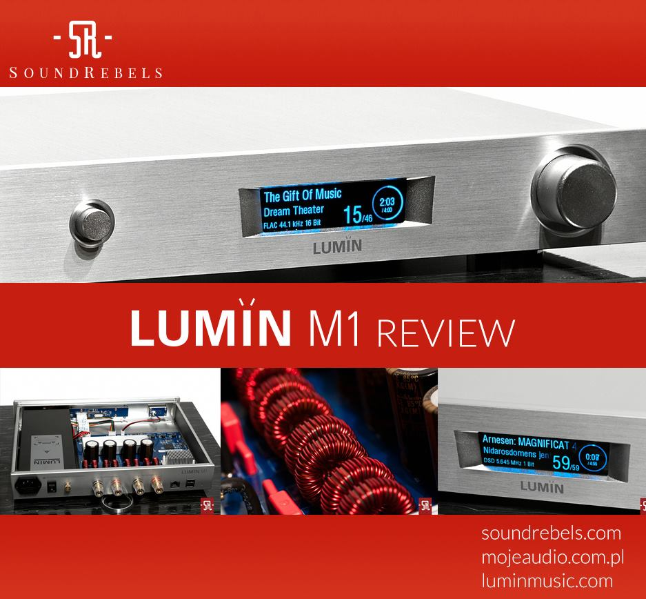 Soundrebels LUMIN M1 review