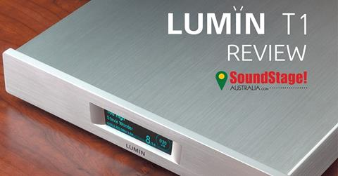 SoundStage! LUMIN T1 review